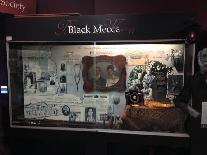 Black Mecca Display Case Update.JPG