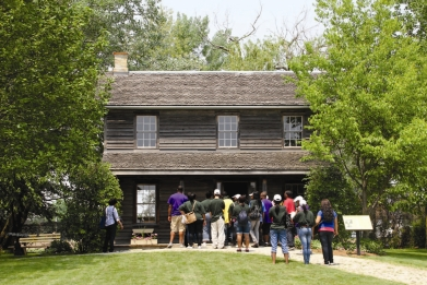 Henson House 2011.JPG